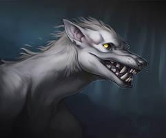 Wotarr - der Fliegenhund by FlyQueen