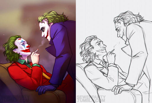 HL Joker x JP Joker