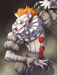 Pennywise Wolfman