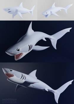 Shark Renders