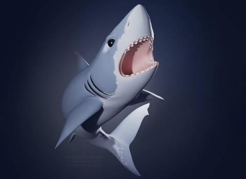 Smooth Shark.