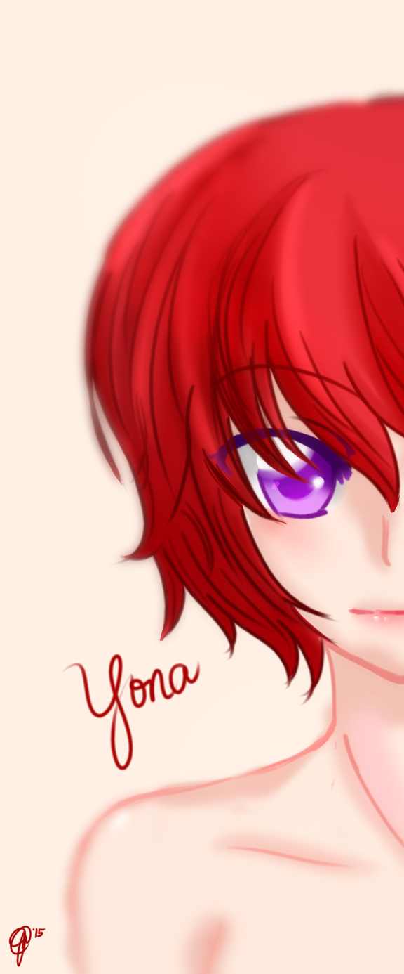 Yona by katiemirmo
