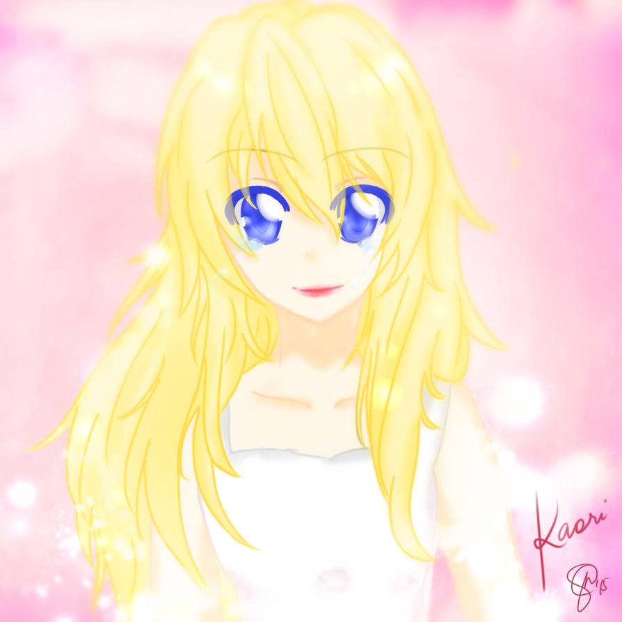 Kaori by katiemirmo