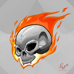 freestyle skull by amiramz
