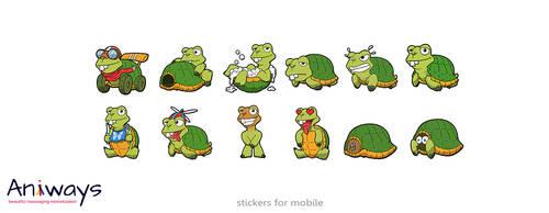 AW Stickers 02 by amiramz