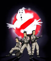 GhostBusters by amiramz