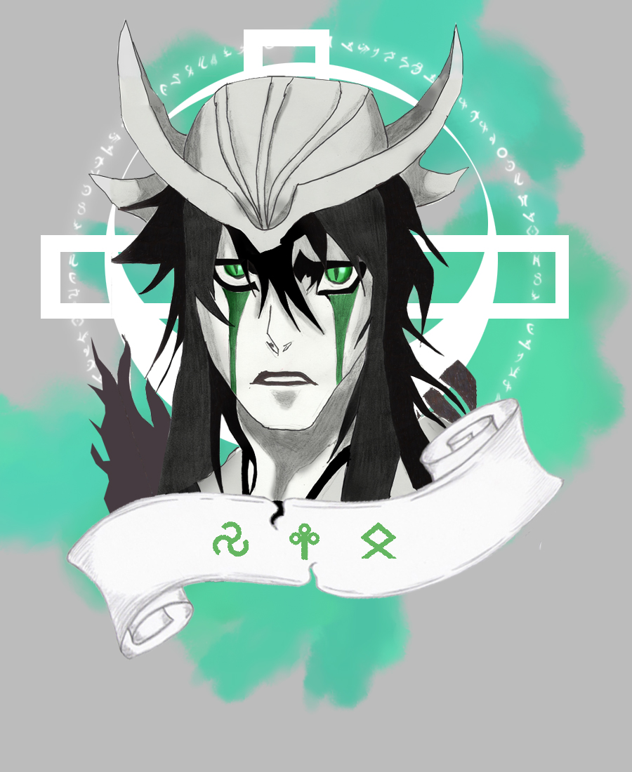 ulquiorra by vamp1646