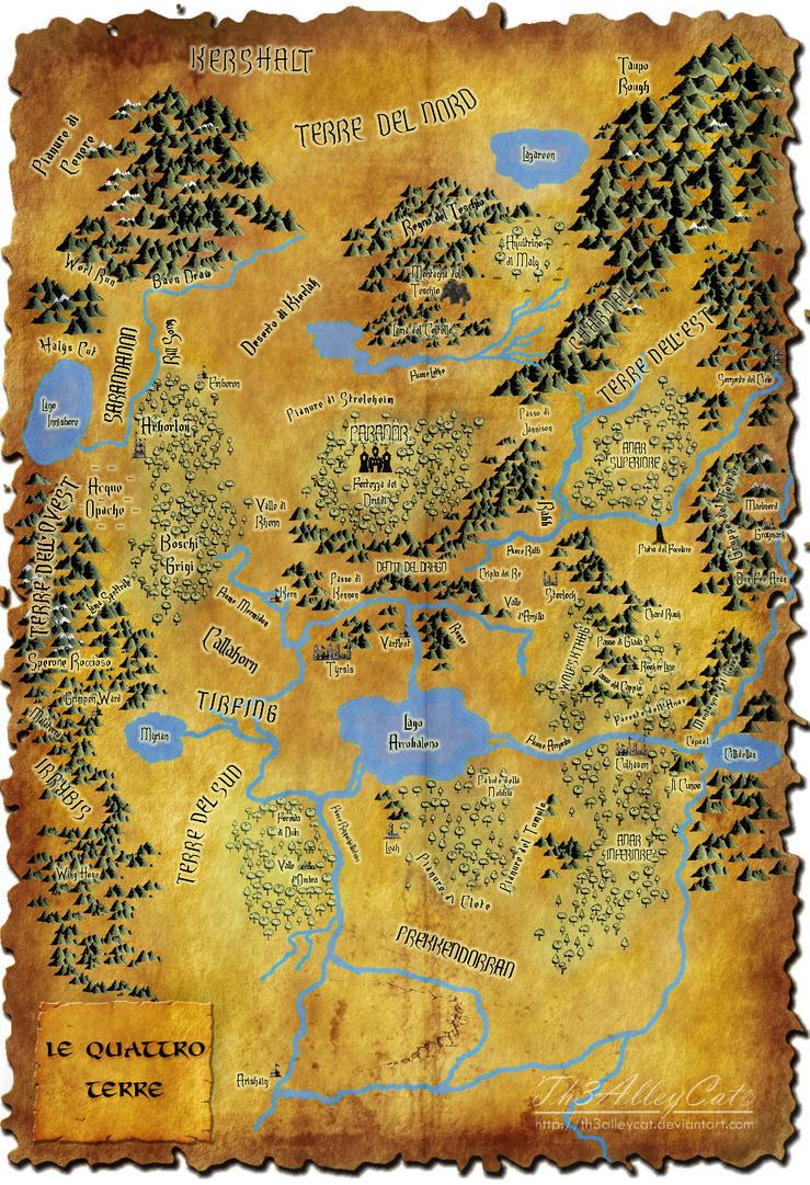 The Four Lands Final