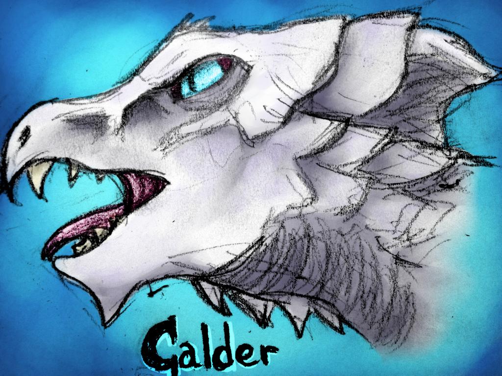 Calder by KaliKuks