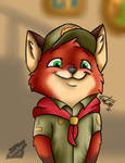 Young Nick Wilde