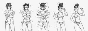 -CM- Bikini Girl TG