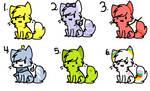 Cat Adoptables 2