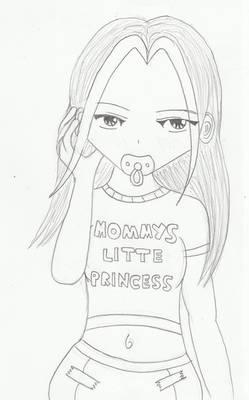 ABDL Model Girl