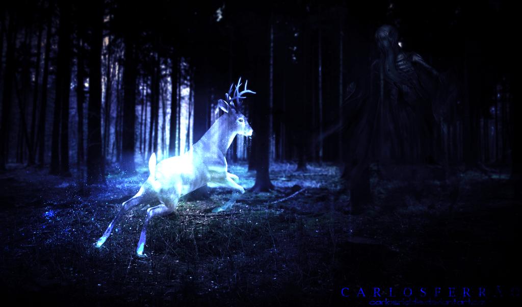 The Patronus Charm by CarlosRiddle
