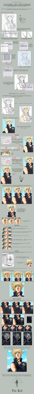 Photoshop Tutorial - ESP by Noiry