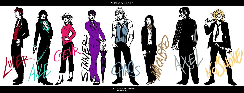 Comm: Alpha Spelaea by Noiry