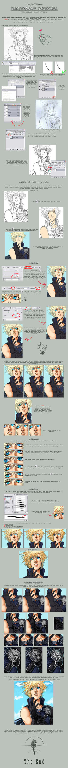 Photoshop Tutorial feat. Cloud by Noiry