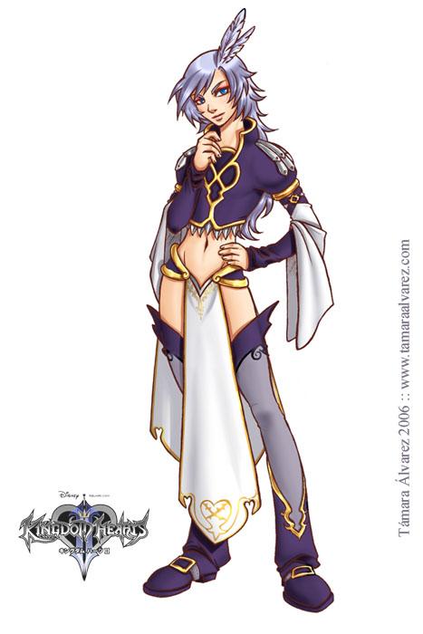 Kuja - Kingdom Hearts by Noiry