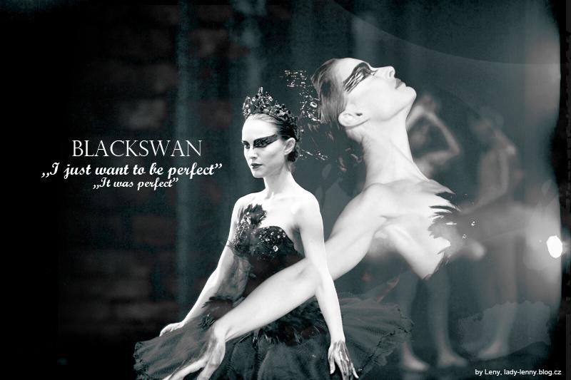 Blend - Black Swan by Lenny-art