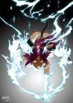 Yoruichi - God of Thunder 662