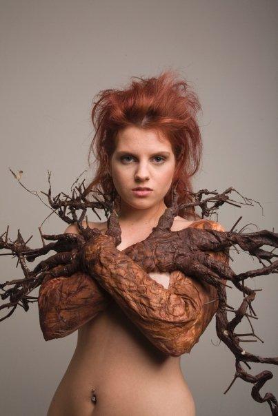 I heart tree by 3Bartistry