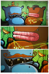 The Golden One by KIWIE-FAT-MONSTER