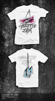 Cassette Jam Tshirts