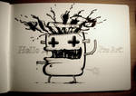 Hello Im Art by K-I-W-I-E