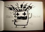 Hello Im Art by KIWIE-FAT-MONSTER
