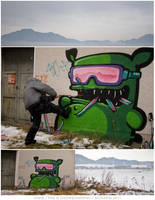 This Is Snowboarding by KIWIE-FAT-MONSTER