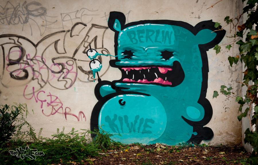 BERLIN by KIWIE-FAT-MONSTER