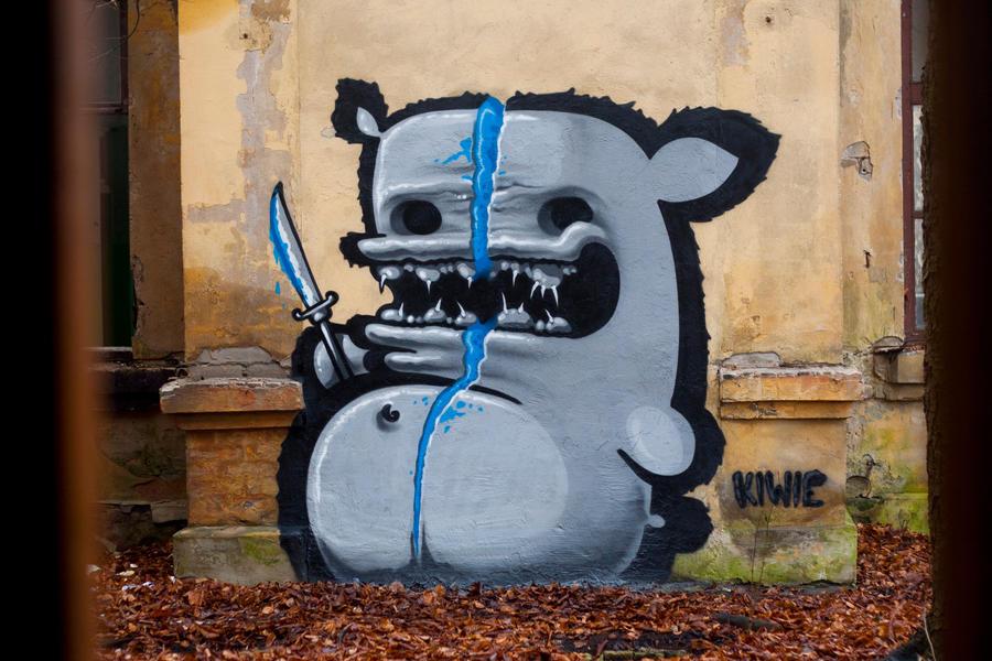 BLUE by The-Kiwie