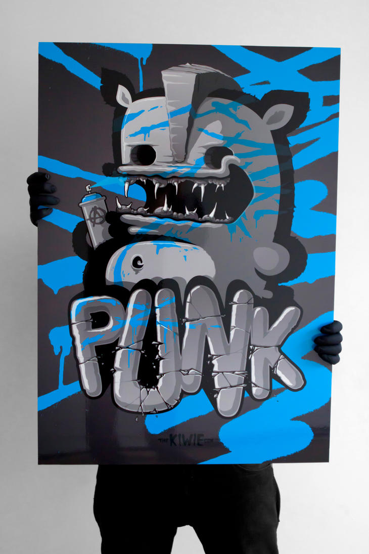 PUNK by The-Kiwie