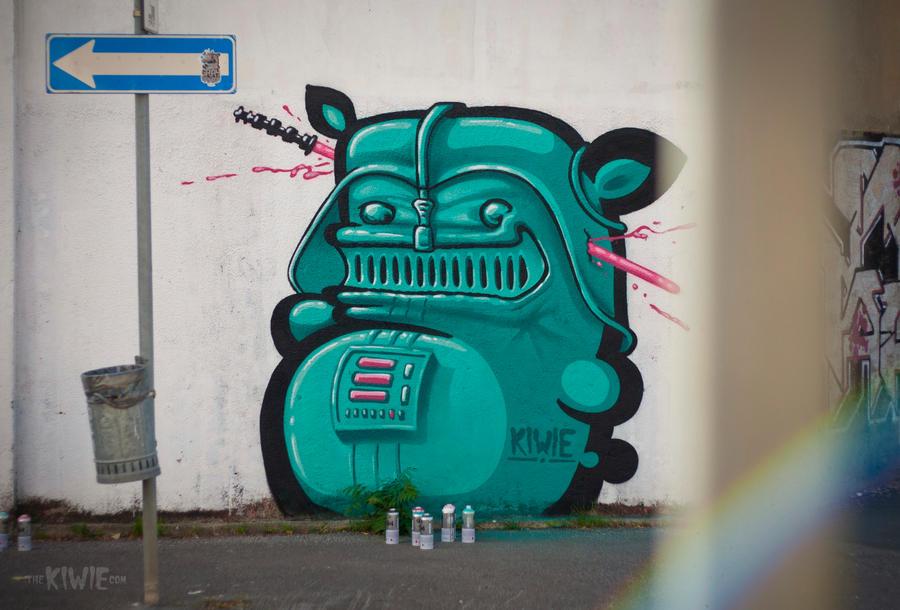 KIWIE VADER by The-Kiwie