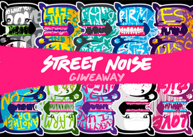 STREET NOISE GIVEAWAY