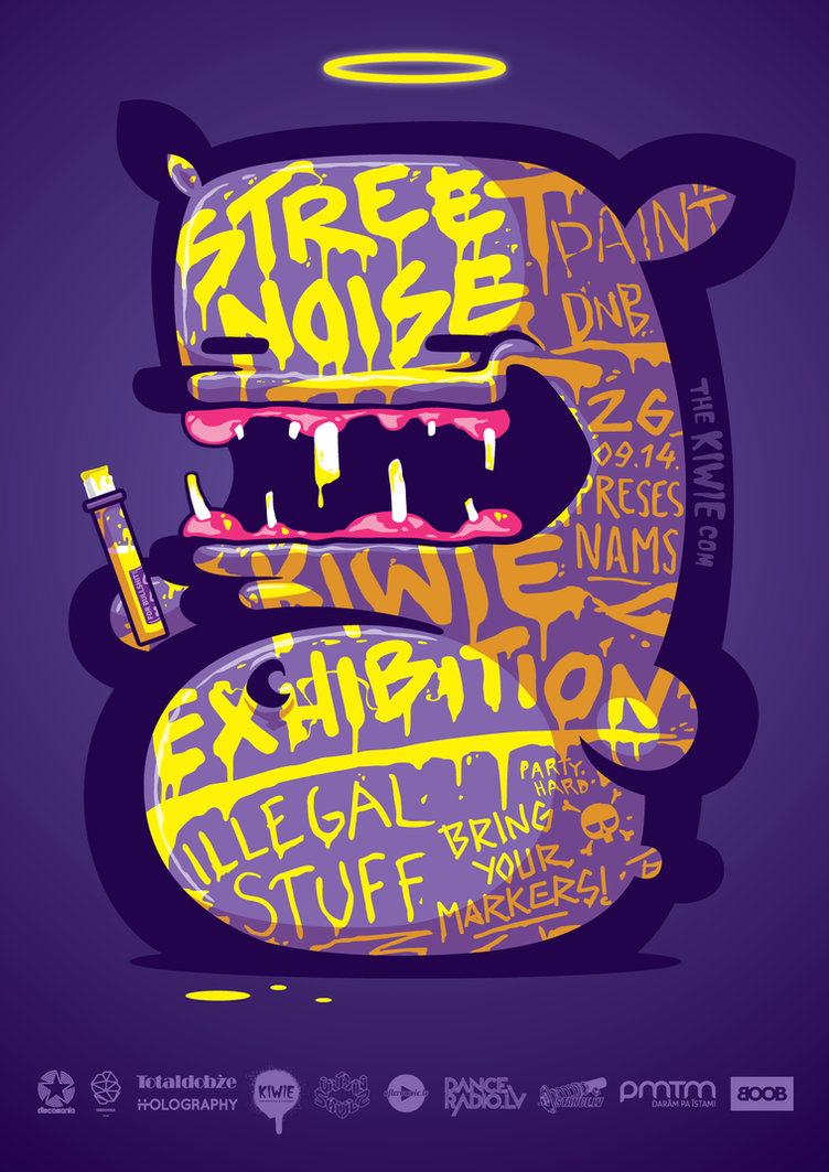 STREET NOISE EXHIBITION by The-Kiwie