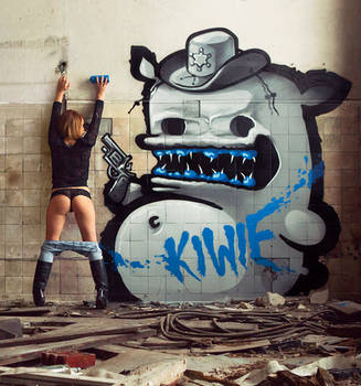 BUSTED by KIWIE-FAT-MONSTER