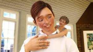 Hug Your Giant by Glkthread