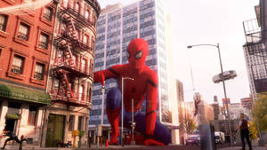 Friendly Neighborhood Giant