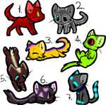 Cat Adopts 1 -- closed