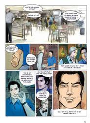 Istanbullular Graphic Novel by ataysoy