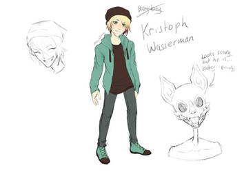 Kristoph Redesign by Doodlenab