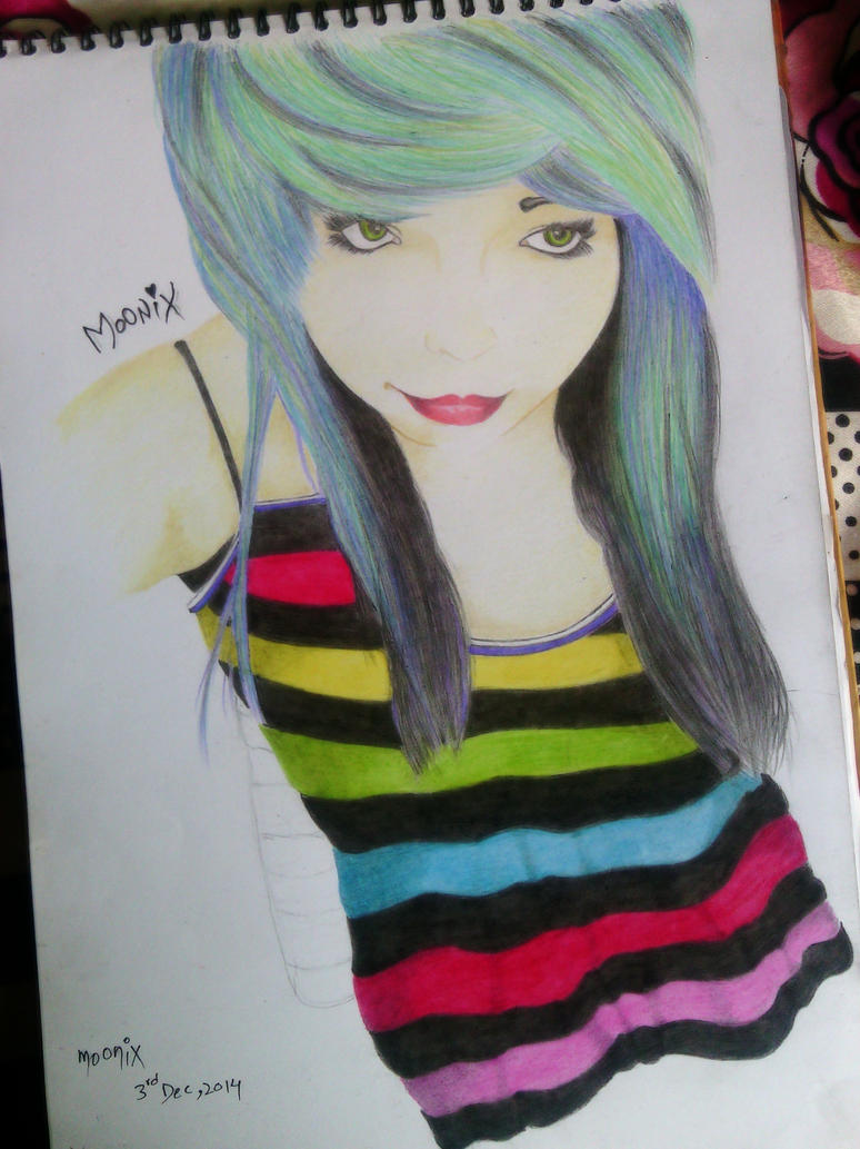 Emo girl anime drawing moonix by moonix 20 on deviantart emo girl anime drawing moonix by moonix 20 voltagebd Choice Image