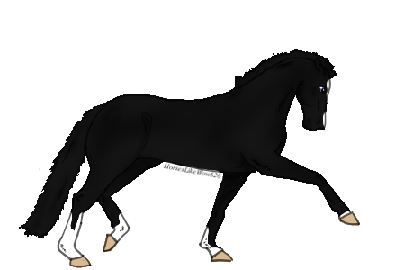 Black Mare { 3 Points} by NorthernMyth