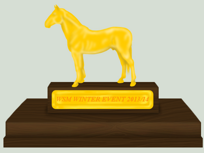WSM Winter Event 1st Place Trophy by NorthernMyth