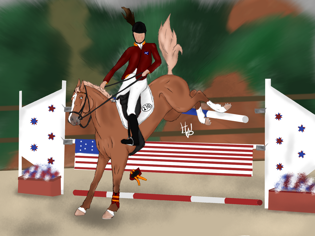False Start 4th by NorthernMyth