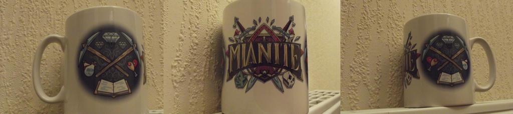 Mianite Mug by NorthernMyth