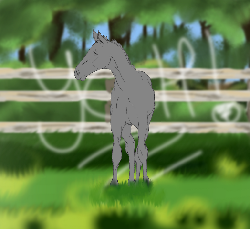 YCH  Foal CLOSED by NorthernMyth