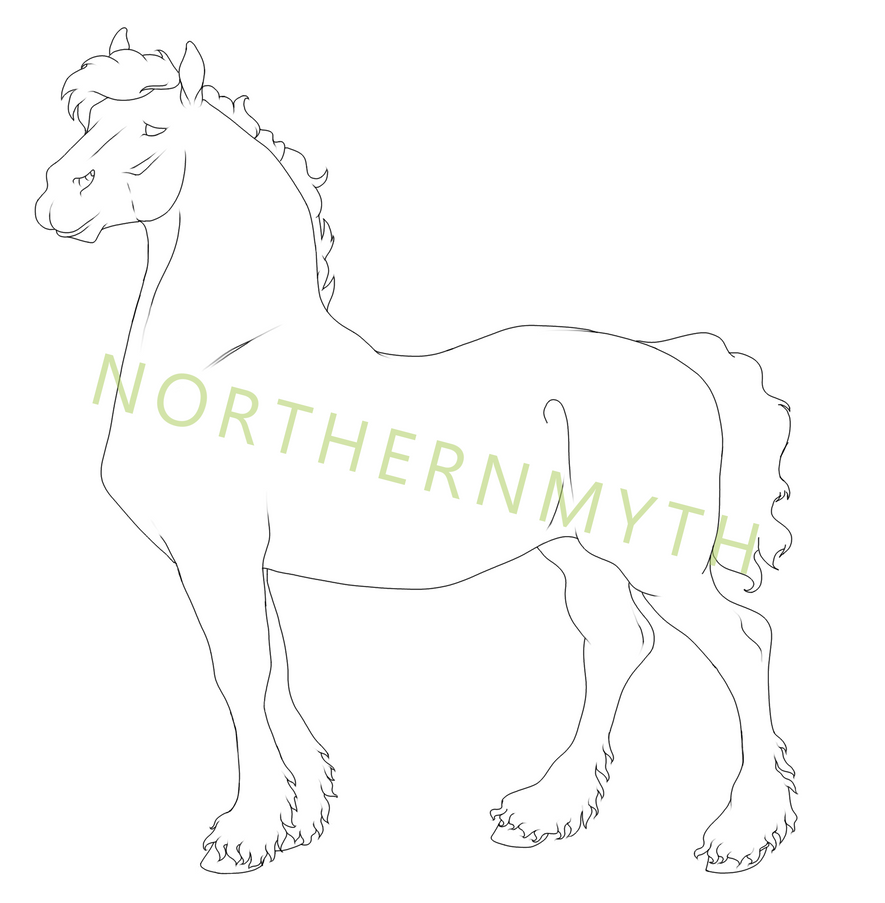 Lines 3 by NorthernMyth