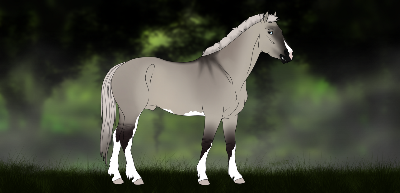 DIRPG | Lead Stallion |Hyden by NorthernMyth